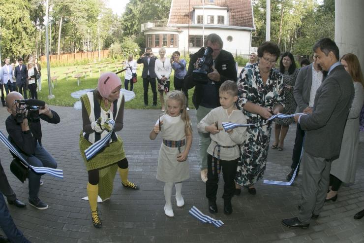 VIDEOD JA FOTOD! Taavi Aas: lasteaiakohtade puudus Pirital sai leevendust