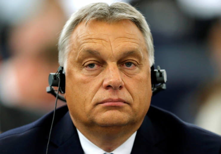 Europarlament toetas Ungari vastu rikkumismenetluse algatamist