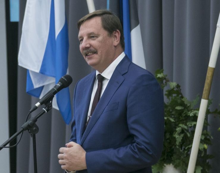 Taavi Aas saatis õnnitlused uuesti Moskva linnapeaks valitud Sergei Sobjaninile