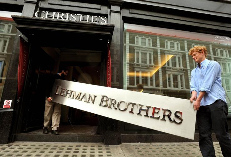 10 aastat Lehmani pankrotist: miks hiigelpanka ära ei päästetud?