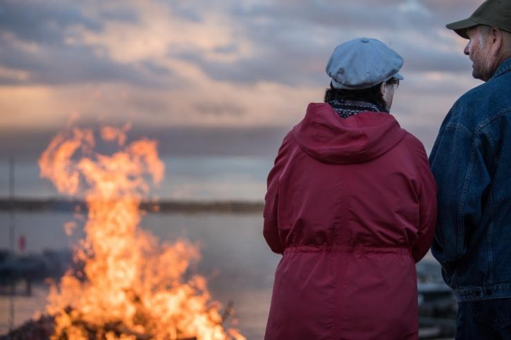 Päästeamet: maailmakoristuspäeval võiks mõelda ka tuleohutusele