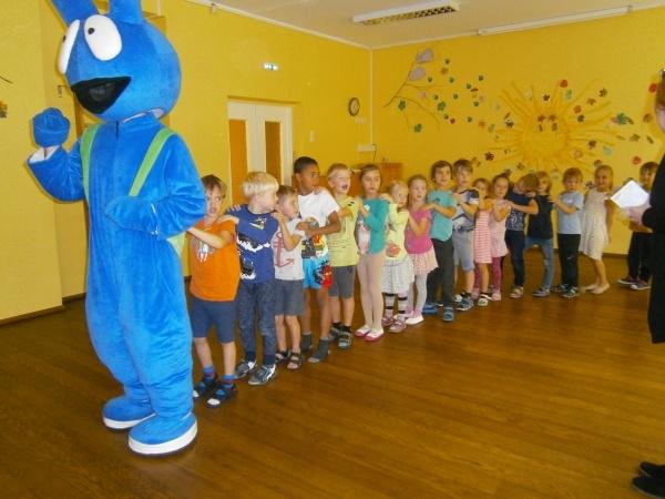 Snupsi külastab septembris Tallinna lasteaedu ja jõuab ka autovabale päevale