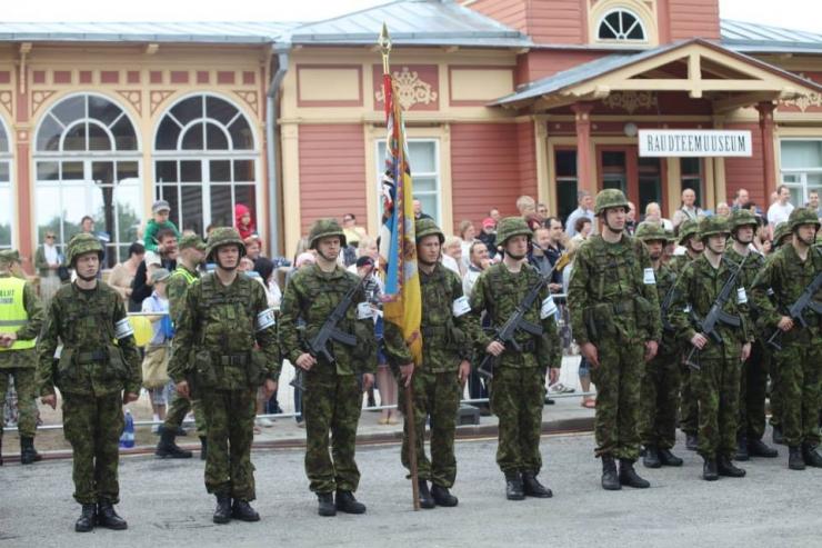 Kaitseliidu Nõmme malevkond korraldab laupäeval patrullvõistluse