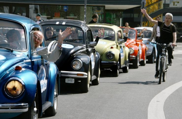 """Volkswagen lõpetab järgmisel aastal """"Põrnikate"""" tootmise"""