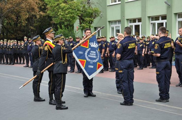 Tallinna mupo delegatsioon osales Varssavi korrakaitse aastapäeval