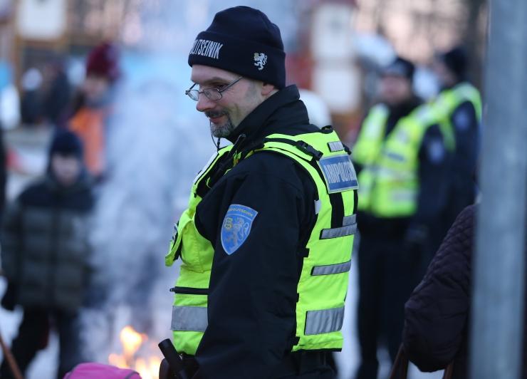 Tallinnas peeti kinni mees, kes tekitas noaga kolmele mehele vigastusi