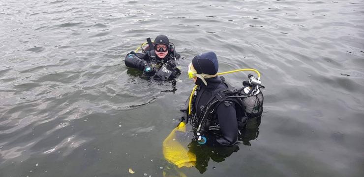 Lasnamäe Pae pargi järvest leiti lagunemise tunnustega meesterahva surnukeha