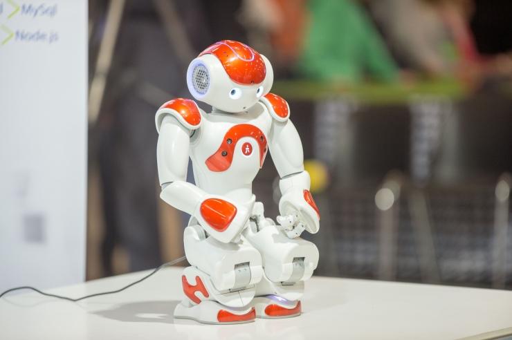 Robotexi tehnoloogiakonverents toob esinema valdkonna tipud