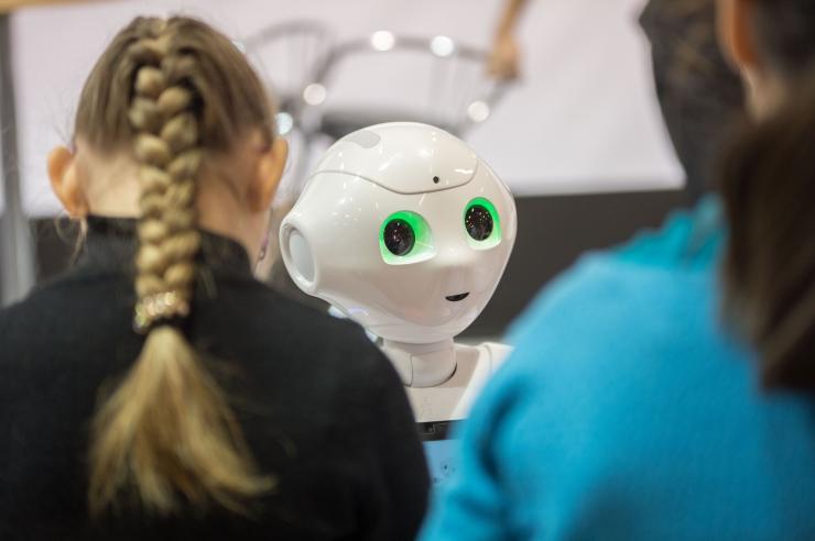 Täna valmis esimene Eesti robotjurist