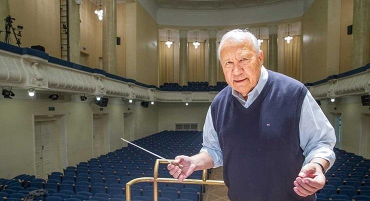 Maestro Neeme Järvi: raha peab panema sinna, kus võidetakse. Ja muusikaga me võidame niikuinii!