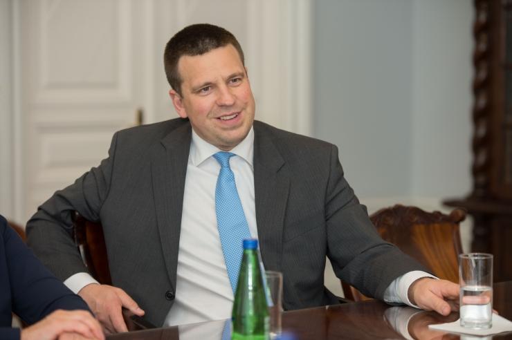 Reformierakond tegi komplimendi Jüri Ratase valitsusele
