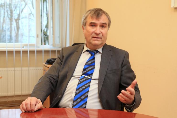 Endine regionaalminister Jaan Õunapuu liitus Keskerakonnaga