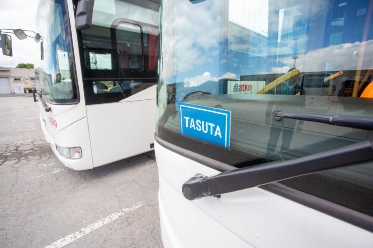 Taavi Aas: üleriiklik tasuta ühistransport on eriti vajalik madalapalgalistele