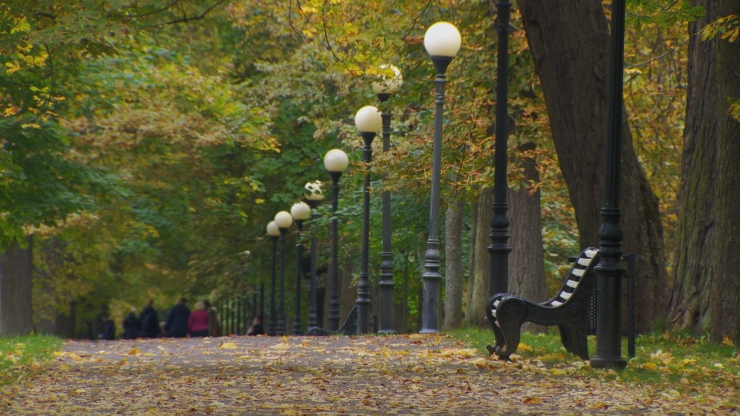 Kumu toob ekraanile Kadrioru pargile pühendatud filmi