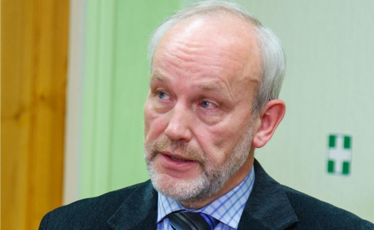 Kaul Nurm kinnitas kandideerimist Vabaerakonna esimeheks