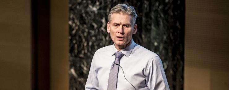 Danske tegevjuht astus rahapesuauditi avalikustamise eel tagasi
