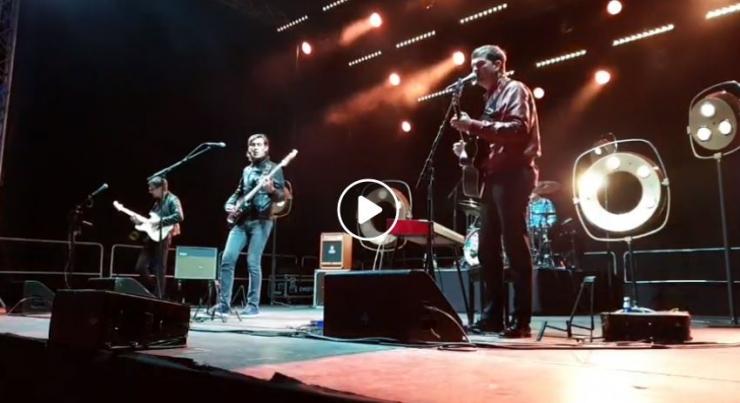 VIDEO! Valgusfestivali avas mõnus Vaiko Epliku kontsert!