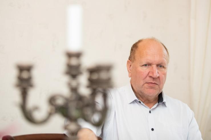 Mart Helme: Danske rahapesu viitab poliitilisele korruptsioonile