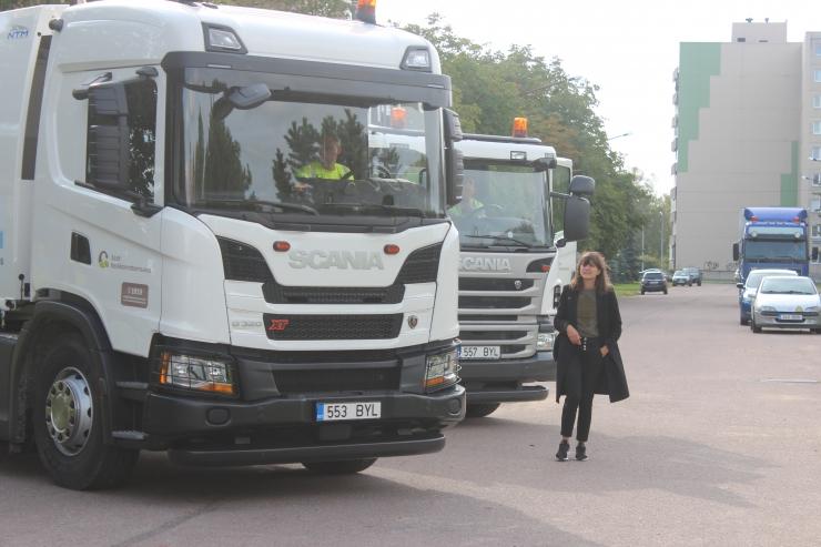 FOTOD JA VIDEO! Tallinna korraldatud vedu muutis prügihinna poole odavamaks