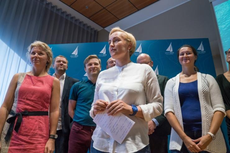 Eesti 200 loob varivalitsuse
