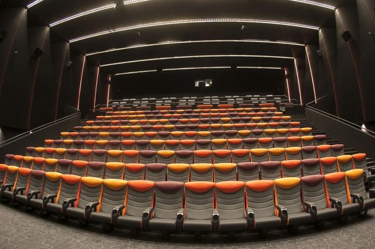 Tasuta kino üle  65-aastastele Mustamäel
