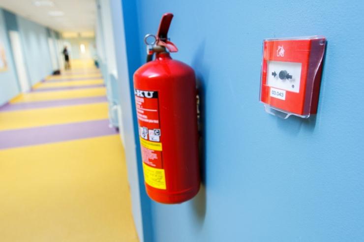 89d20df4db4 Päästeamet: pooled kontrollitud haridusasutustest ei vastanud  tuleohutusnõuetele.