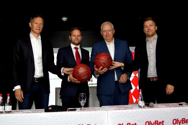 Tallinna Televisioon näitab otsepildis ligi 200 OlyBet Eesti-Läti korvpalliliiga mängu