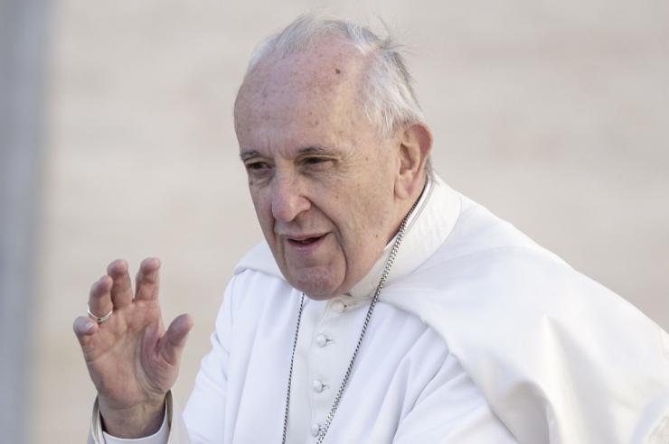 Paavst: Eesti ja Leedu ei saa immigrante hulgakaupa vastu võtta