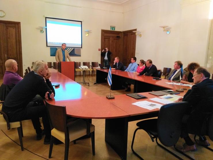 VIDEO! Linnavolikogu innovatsioonikomisjon vaagis Tallinn-Helsingi tunneli arenguid