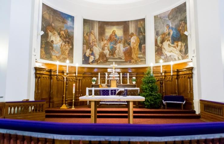 """Kaarli kirik kutsub Roman Toi mälestuskontserdile """"Tere, õnnistud isamaa..."""""""