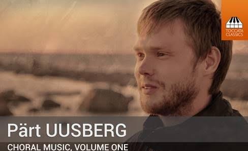 Ilmub Pärt Uusbergi koorimuusikaga autoriplaat