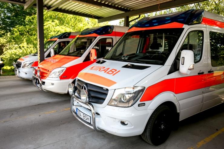 Päevaga said liiklusõnnetustes kokku vigastada neli inimest