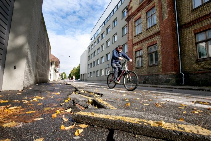 Andres Kollist: rattateedel peab olema mõnus ja ohutu sõita