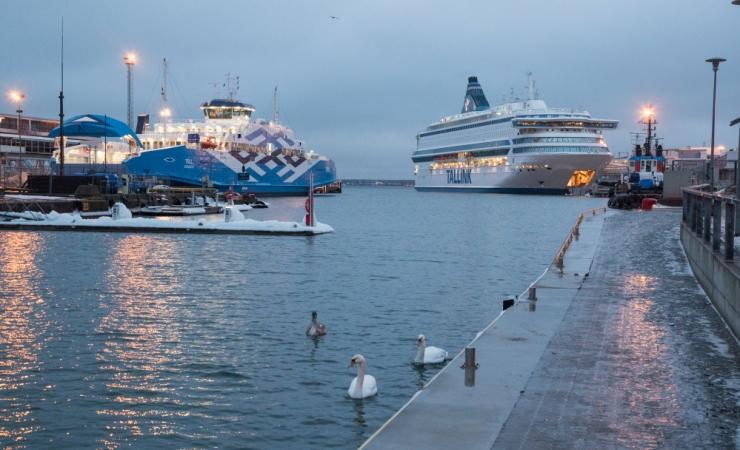 EL toetab 21 miljoniga Tallinna-Helsingi mereühenduse taristu arendust