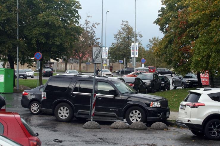 Mustamäe parkimisprobleem saab lahenduse