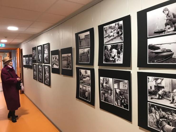 Haabersti Sotsiaalkeskuses saab näha nostalgilist tagasivaadet 1980. aastate Väike-Õismäele
