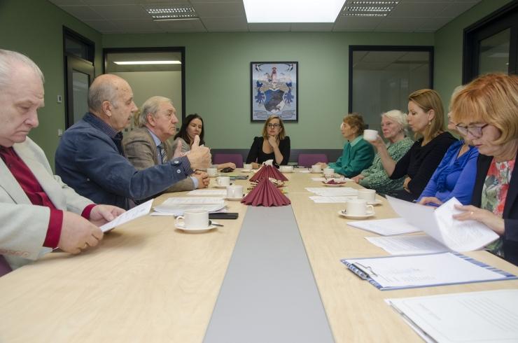 Lasnamäe eakate nõukogu pidas esimese koosoleku
