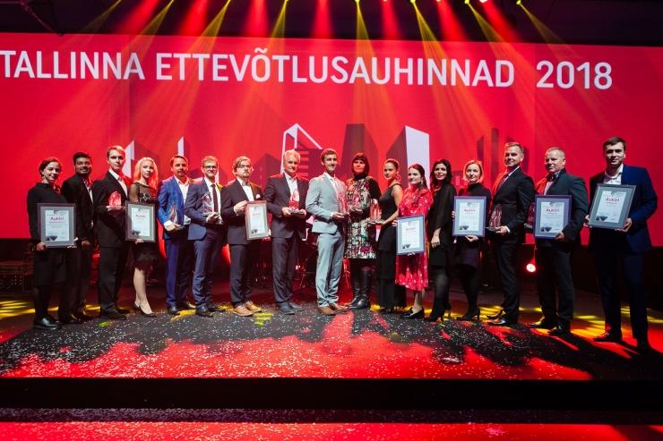 Selgusid Tallinna parimad ettevõtlusteod