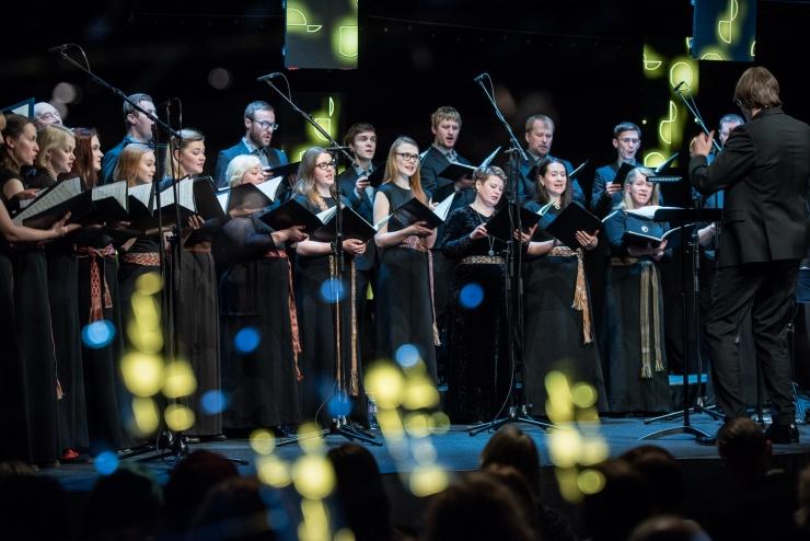 Eesti Filharmoonia Kammerkoori sügis tuleb erakordselt välisesinemiste rohke