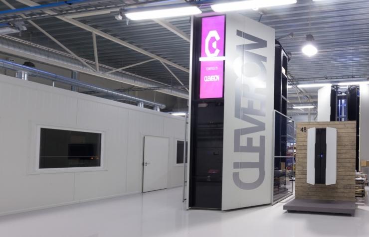 Aasta ettevõte on pakiautomaatide tootja Cleveron AS