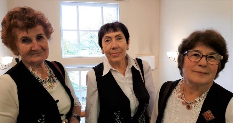 Tantsurühm Päripidu: väga oluline on väärikalt vananeda