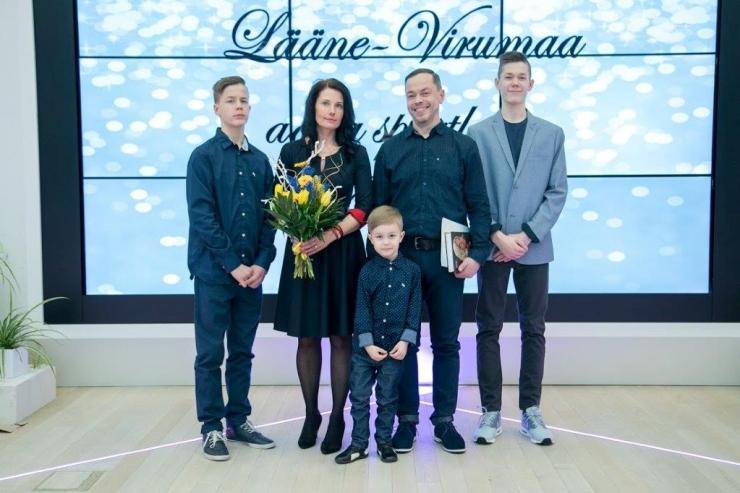 Eesti Olümpiakomitee tunnustab Eestimaa sportlikke perekondi