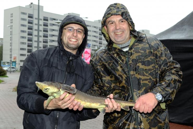 FOTOD! Mustamäe kalafestivalil püüti võistu tuura