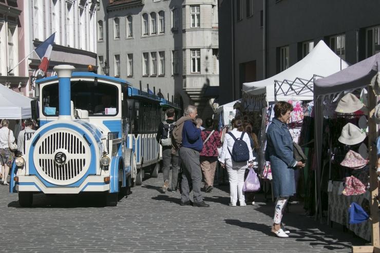 Vanalinna Selts: turismimaks on töövahend, mis aitab elukeskkonda parandada