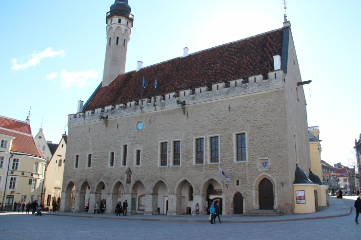 Tallinn loob Raestipendiumi