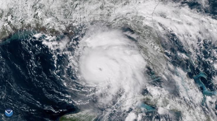 Orkaan Michael on paisunud 4. kategooria tormiks