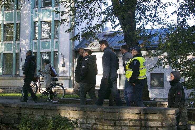 Svet: pargid teevad turvaliseks inimesed ise, mitte politsei