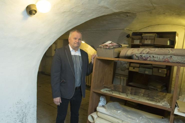 Tallinna Linnaarhiiv saab homme 135-aastaseks