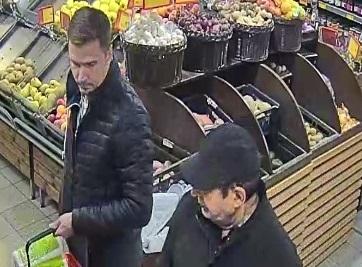 Politsei tuvastab mehi, keda kahtlustatakse sularaha varguses