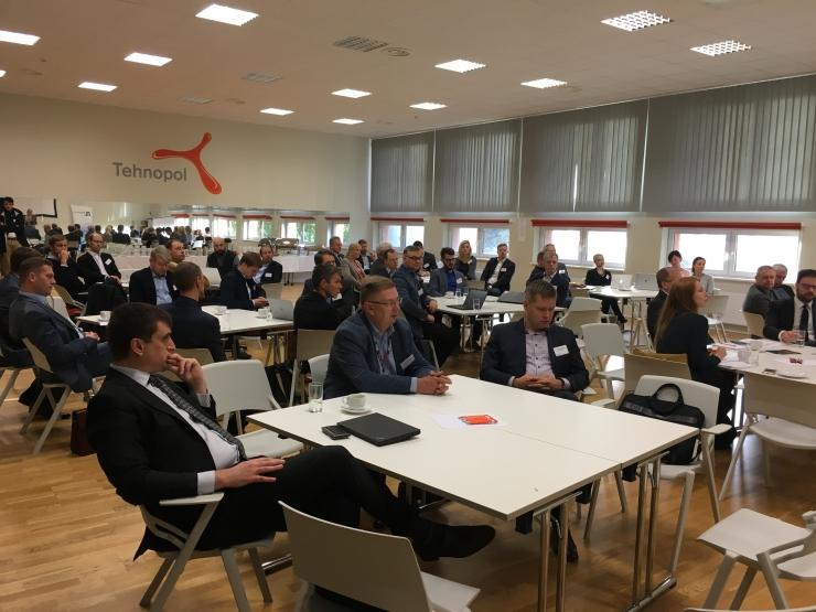 Seminar: Rail Baltica toob kaasa majandusliku arengu terves regioonis